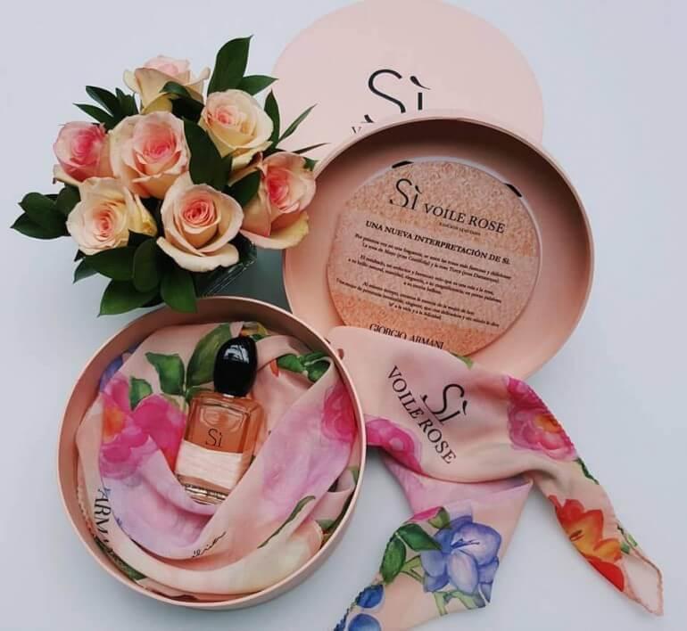 Perfume SÍ de Giorgio Armani