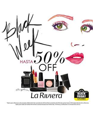 Black Week ~ La Riviera