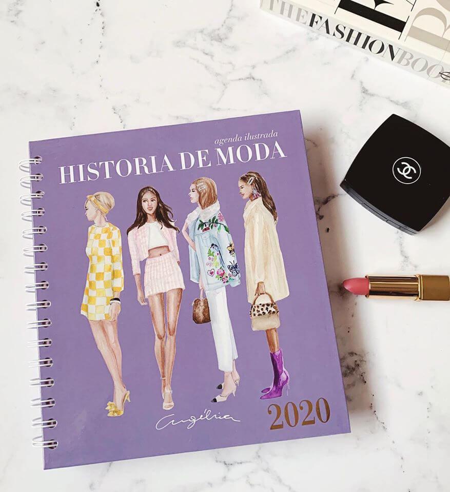 agenda 2020 de historia de moda